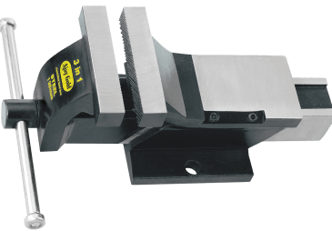steel bench vise for heavy duty