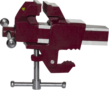 portable table vise clamp type
